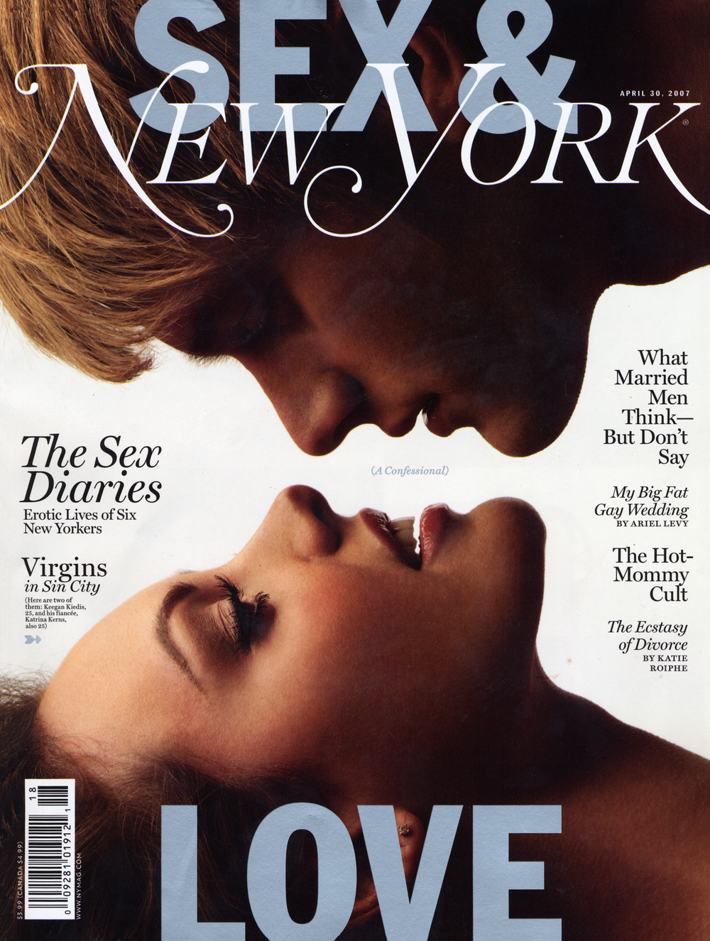 New York Magazine April 2007