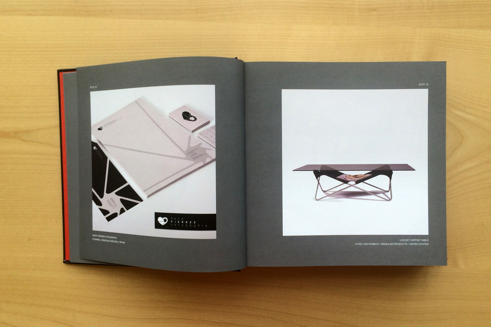 Locust Coffee Table Awarded January 7, 2013