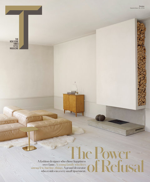 T Magazine Design Issue September 28 2014