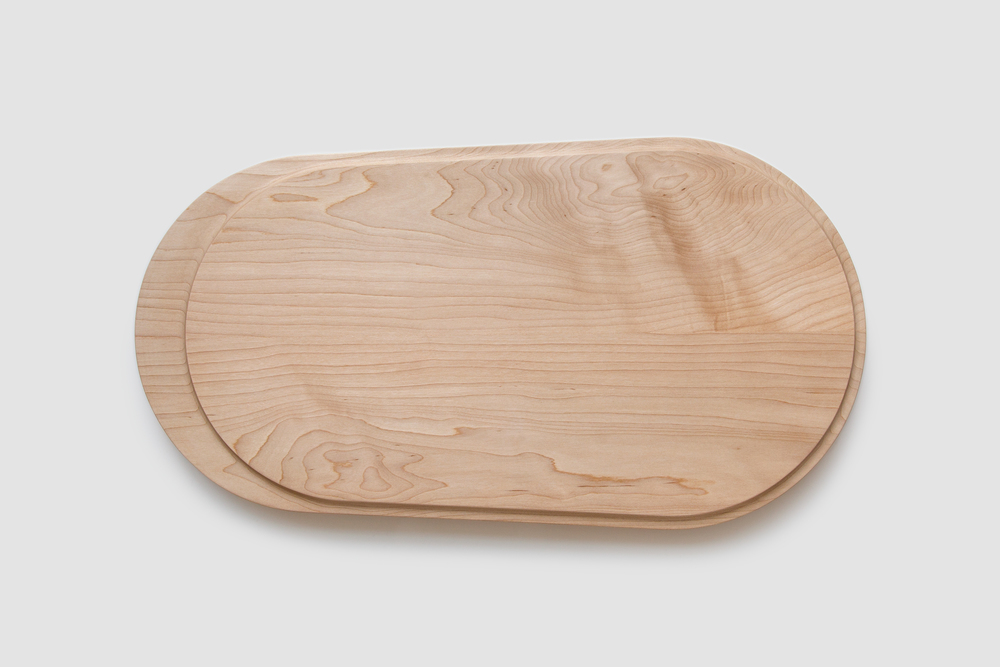 Crescent Cutting Board by Piet Houtenbos