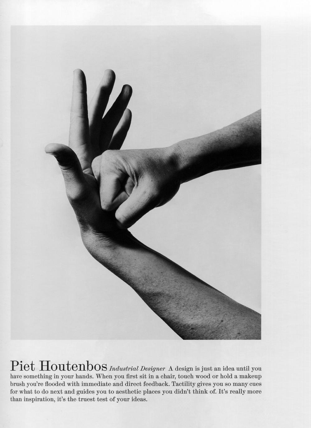 25 Magazine Piet Houtenbos