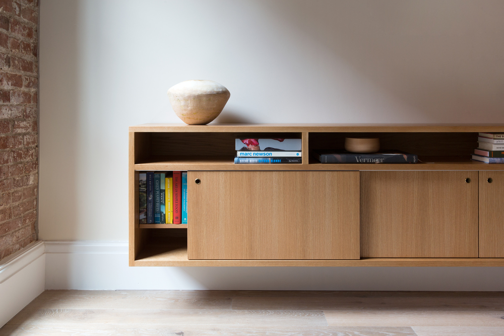 Harbor Media Cabinet by Piet Houtenbos