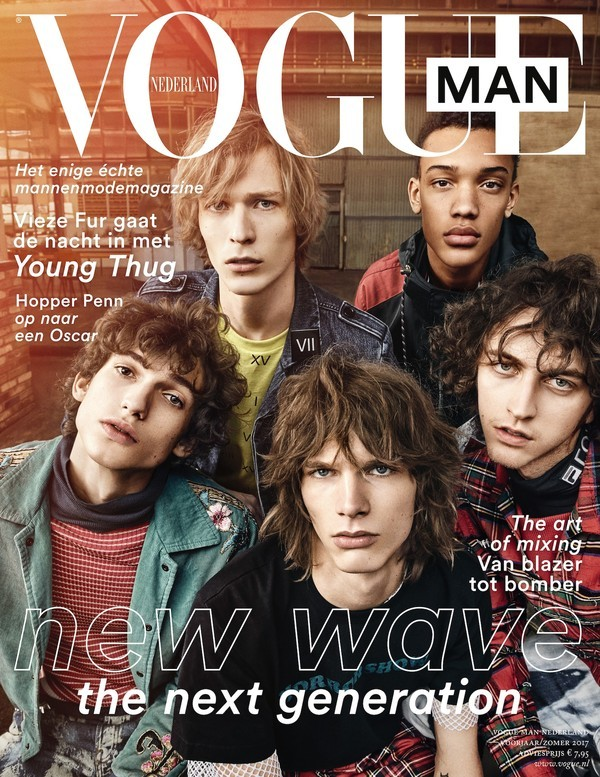 Vogue Man Issue 4