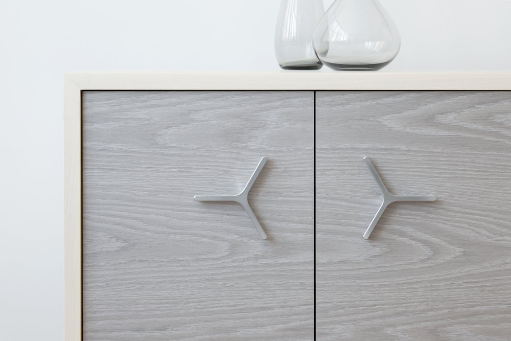 NEW CABINETS: Flux Credenza