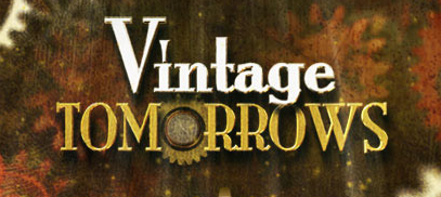 Vintage Tomorrows logo