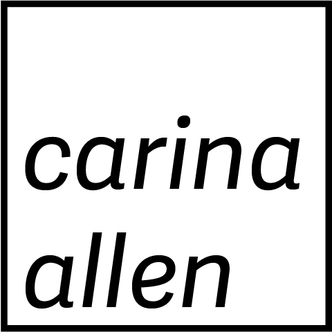 carina allen | photography & modeling