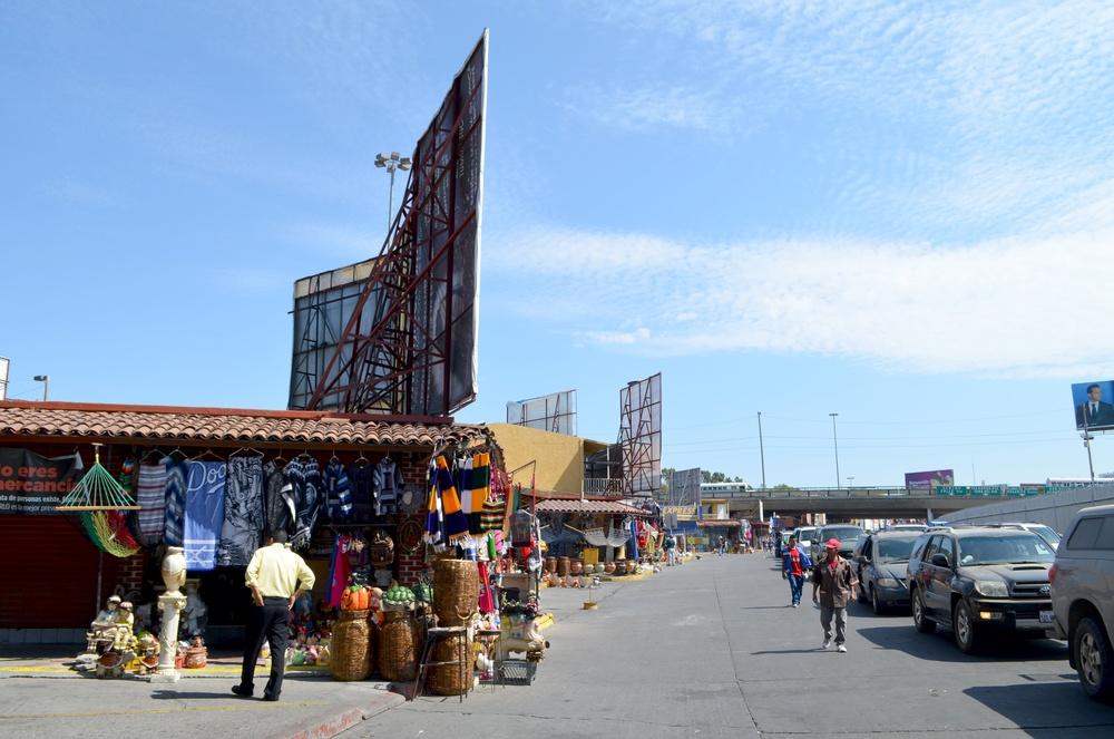 Mercado de Artesanías, La Línea.