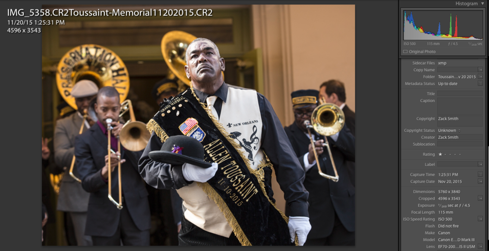 2nd Line Funeral for New Orleans Musician, Allen Toussaint. Friday, November 20th 2016