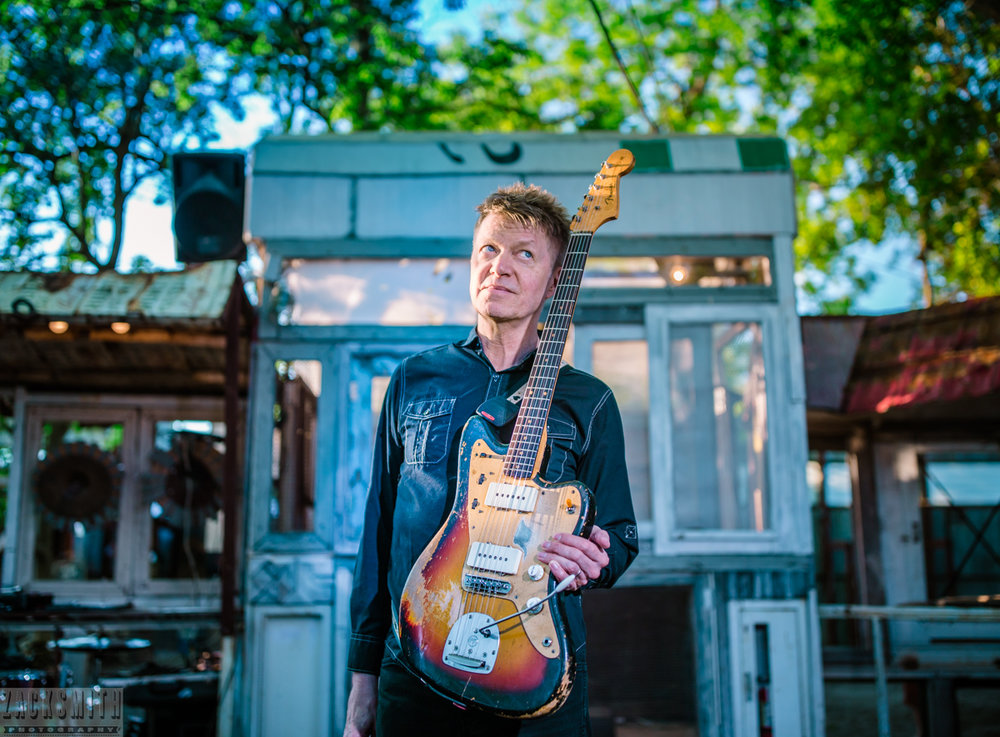I had never met or photographed Nels Cline of Wilco, and it was an honor to meet and shoot this gentle soul!