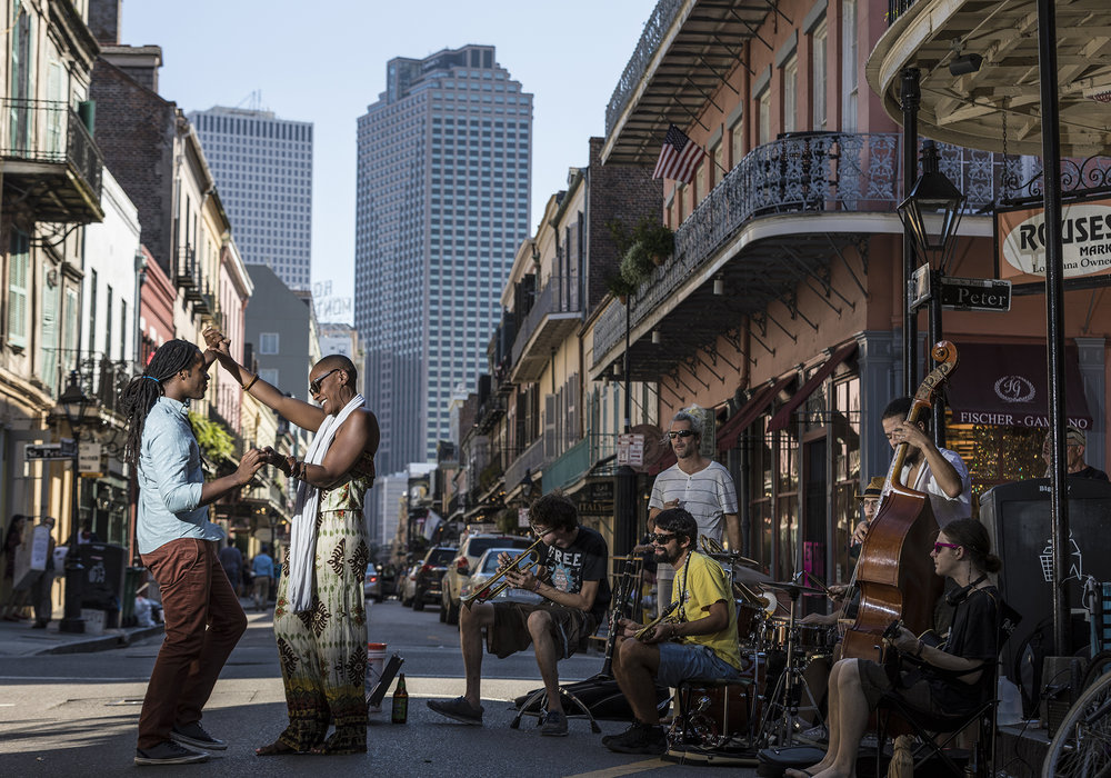Lifestyle, tourism, and dining photography in New Orleans for New Orleans Convention and Visitors Bureau and New Orleans Tourism and Marketing Corporation. ©2017 CVB/NOTMC
