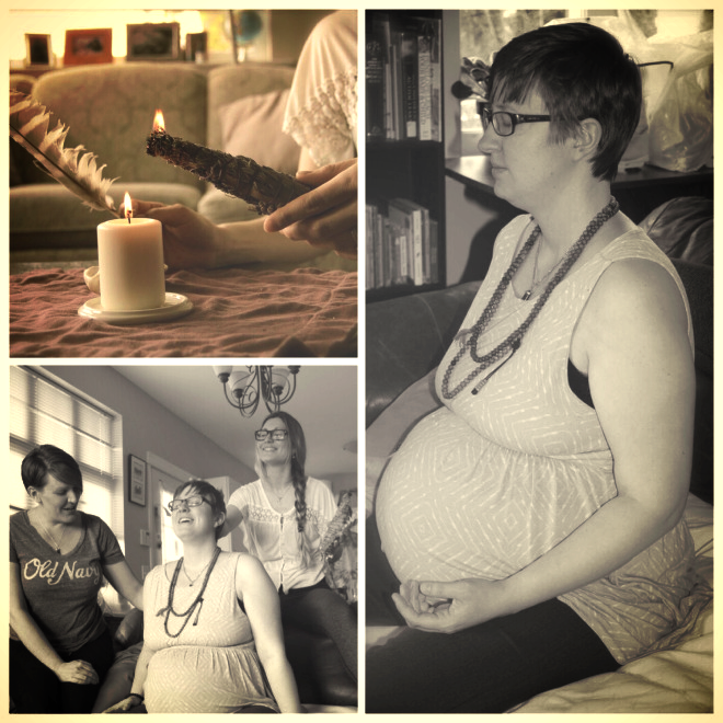 Jayne's DIY homebirth after cesarean (HBAC)