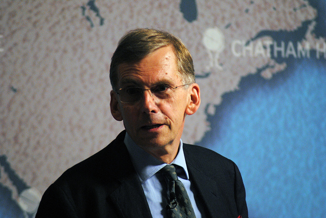 Sir David Omand Credit:  Chatham House/Flickr