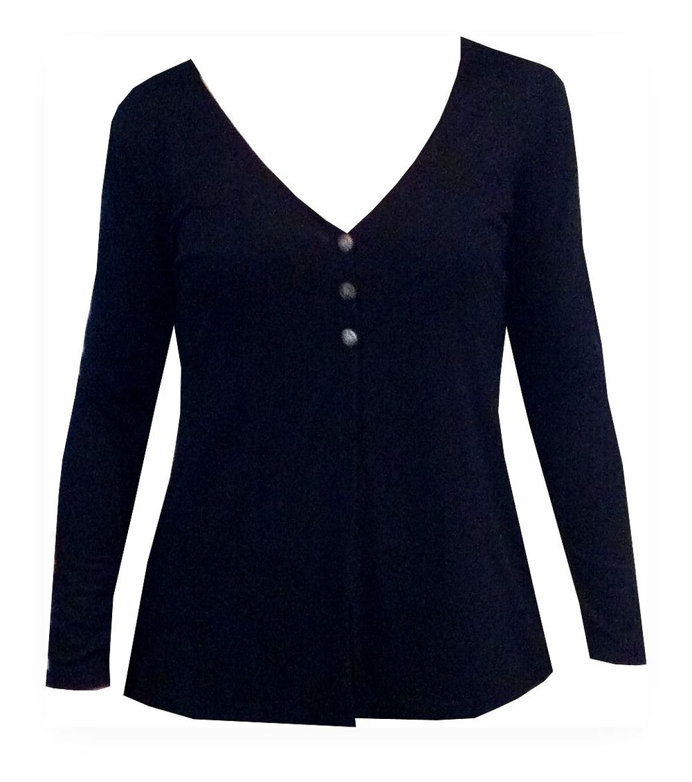 Merino Cardigan | Womens