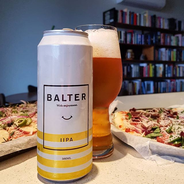 Anyone else getting Back To Work loaded tonight?  Pints of @balterbrewers IIPA should do the trick.  Help.