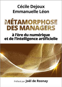 """Le nouveau livre de Cécile Dejoux et Emmanuelle Léon , """"Manager à l'ère du numérique et de l'IA"""" est disponible."""