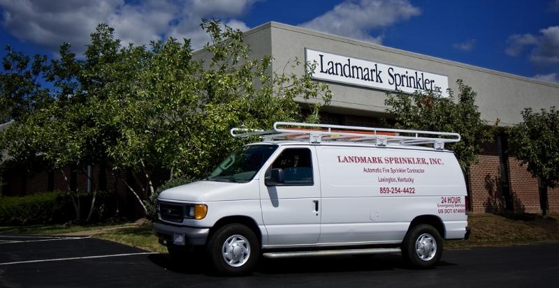 Landmark Sprinkler Inc