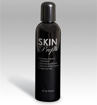 "Mehron ""No Sweat"" Skin Prep Pro Primer, $13.95. Available athttp://www.mehron.com/"