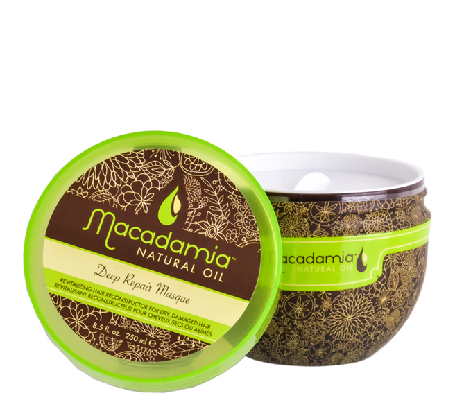 3. For Damage Control: Macademia Natural Oil Deep Repair Masque