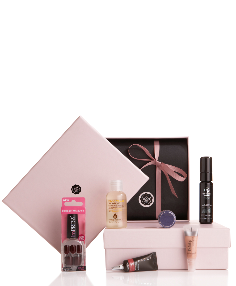 2. Glossybox - The Deluxe