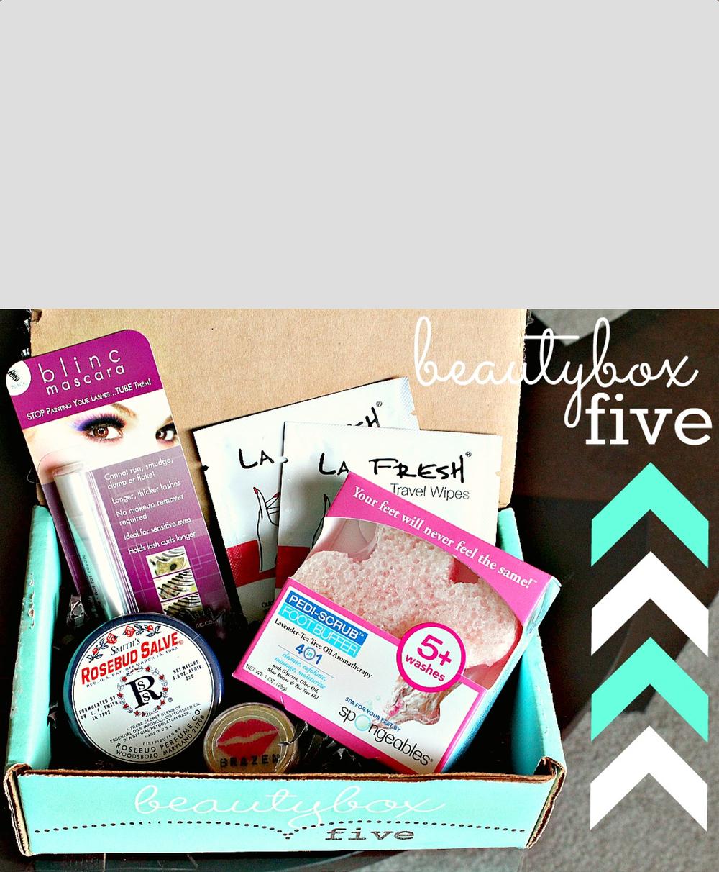 4. Beauty Box Five - The Utilitarian