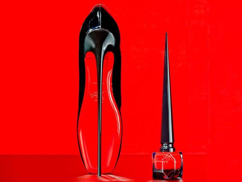 4. Scarlet Nail Polish: Christian Louboutin