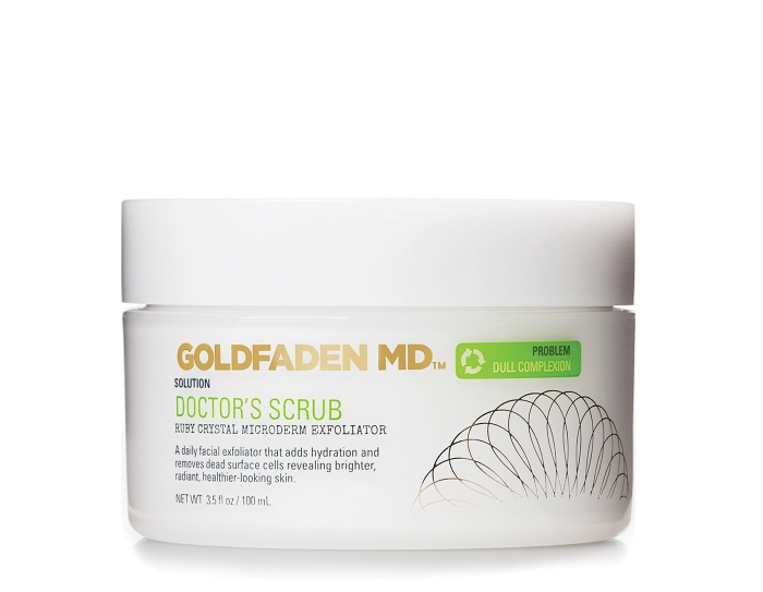 2. GOLDFADEN MD Doctor's Scrub, $75