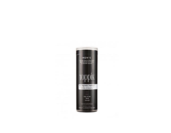 6. Toppik Men's Hair Regrowth Treatment, $24.95