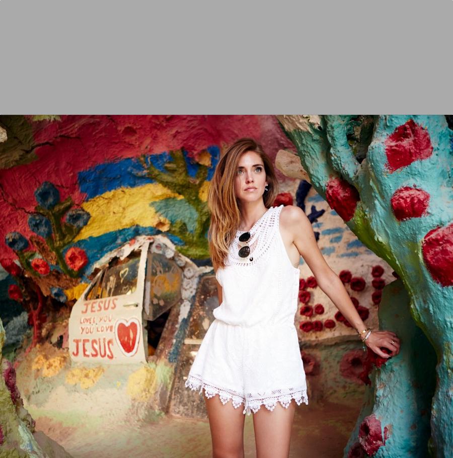 5. The Blonde Salad by Chiara Ferragni