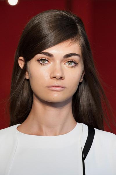 ModelAntonina Vasylchenko at Lisa Perry's SS15 show
