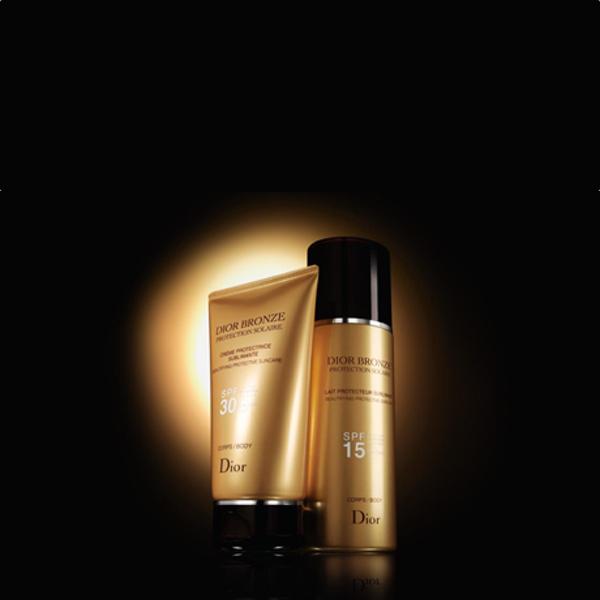 3) Dior Bronze Self Tanning Crème, $37
