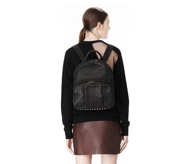 6. Alexander Wang Dumbo Backpack, $1,050