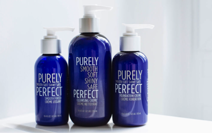 3. Purely Perfect Hair Cleansing Crème by Michael Gordon