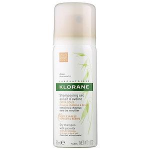 Klorane Dry Shampoo with Oat Milk Natural Tint, 1oz, $9, sephora.com