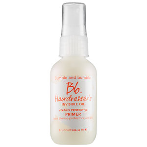 Bumble and bumble Hairdresser's Invisible Oil Primer, 2oz, $9, sephora.com