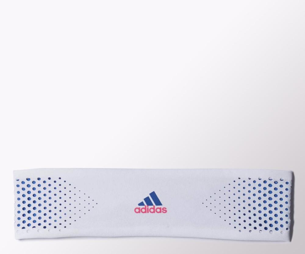 Adidas Climacool Heaband, $16, adidas.com