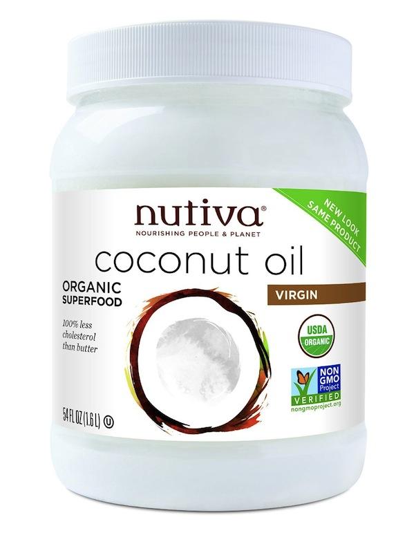 Nutiva Organic Virgin Coconut Oil, $29.89