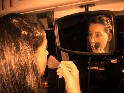 Porque cualquier espejo vale...
