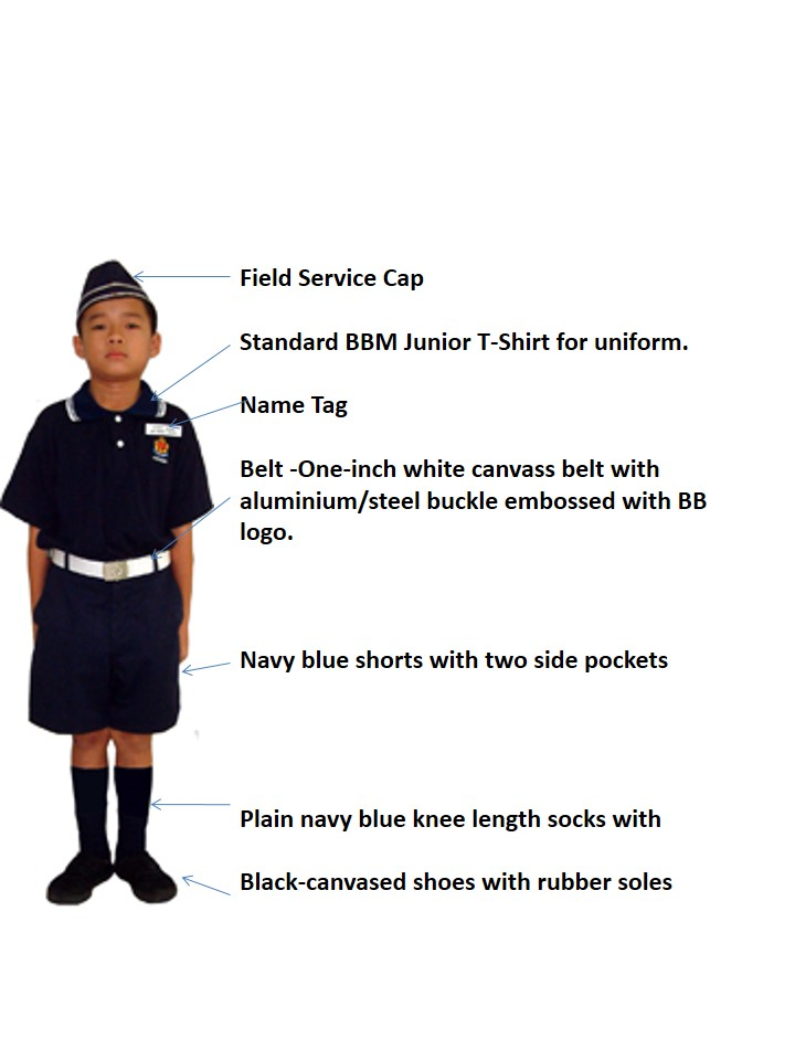 Pre juniors drill and uniform boys brigade 8th petaling jaya company click on the following link to download this manual junior pre junior uniform manual thecheapjerseys Image collections