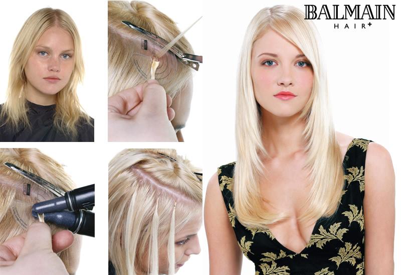 Balmain Hair David Michael Salon