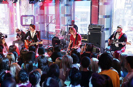 TRL Live Performance