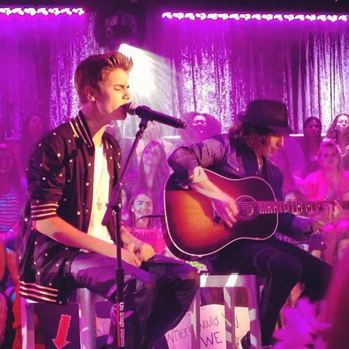 Live Justin Bieber Special