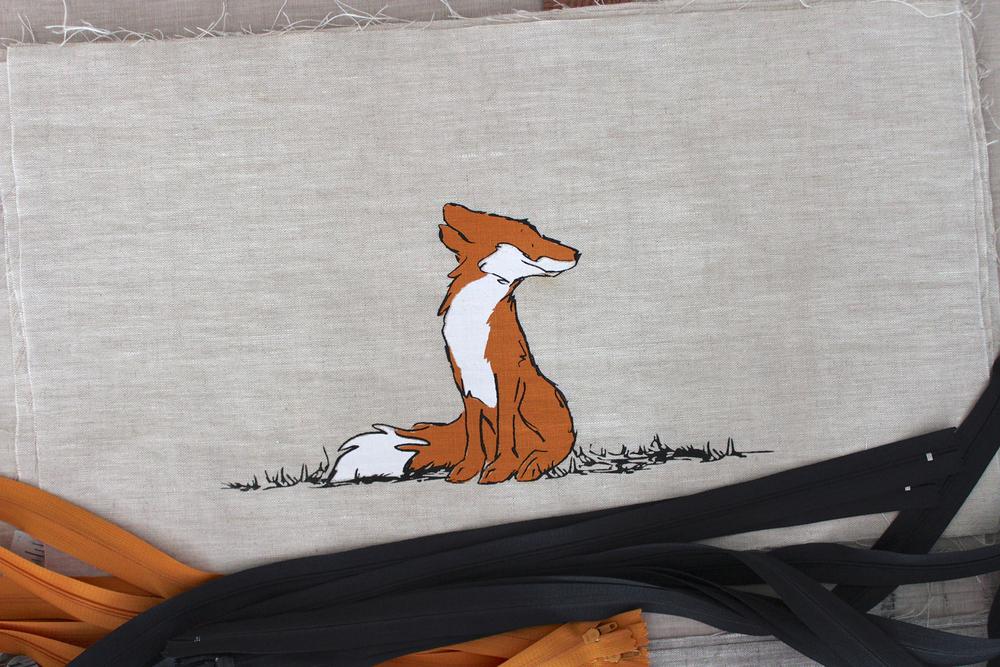 Petit renard Prune