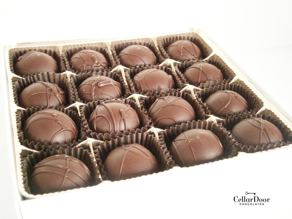 Dark Chocolate Truffles  sc 1 st  Cellar Door Chocolates & Dark Chocolate Truffles u2014 Cellar Door Chocolates