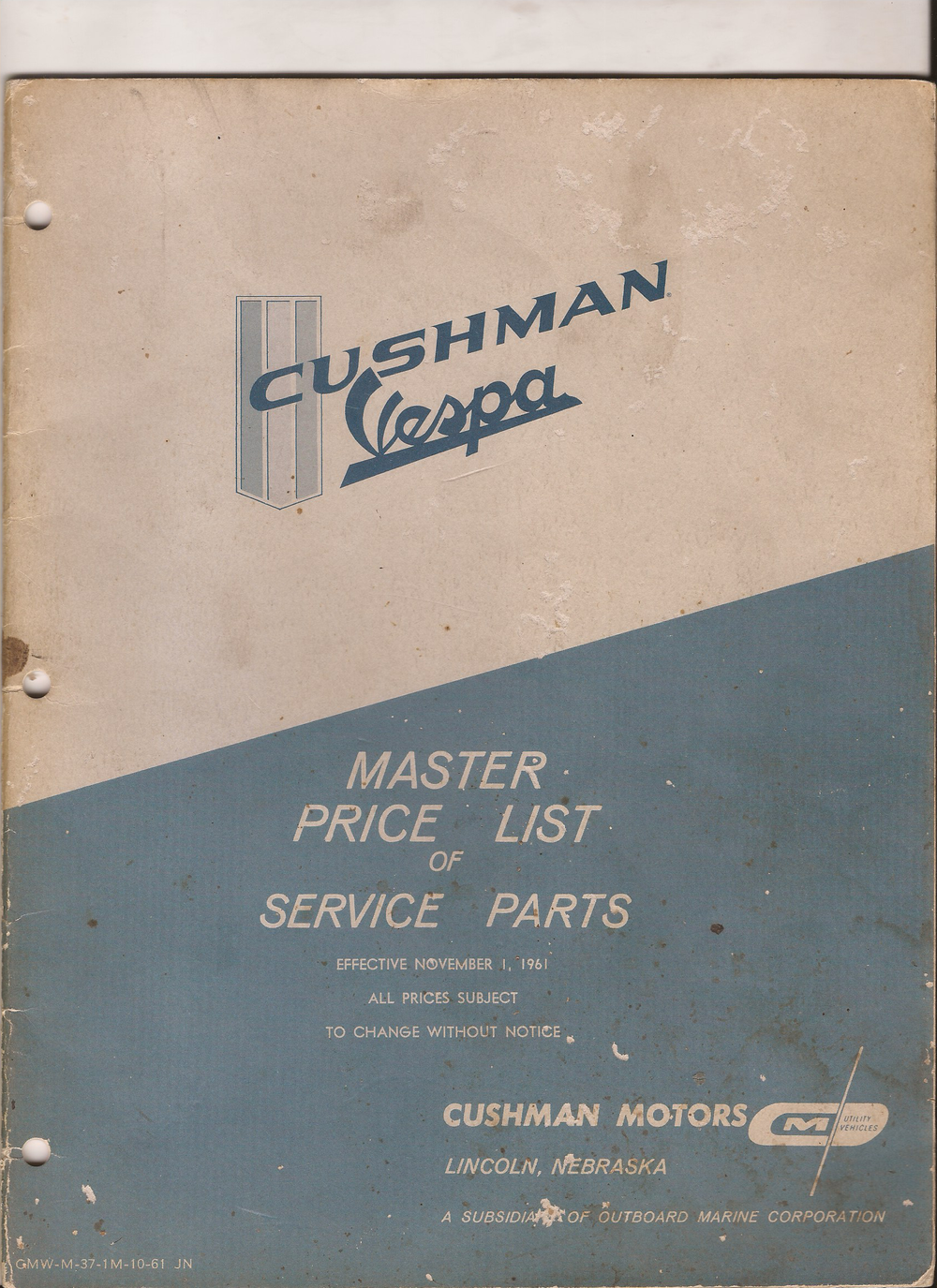 02-04-2016 Cushman Vespa Master parts list.png