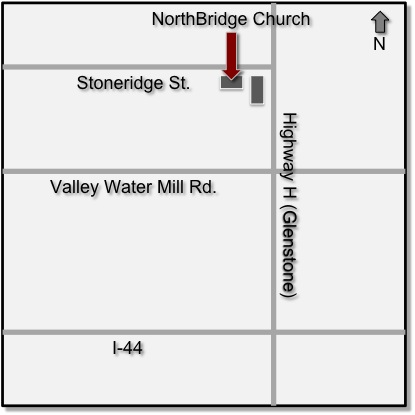 NorthBridge Church Map.jpg