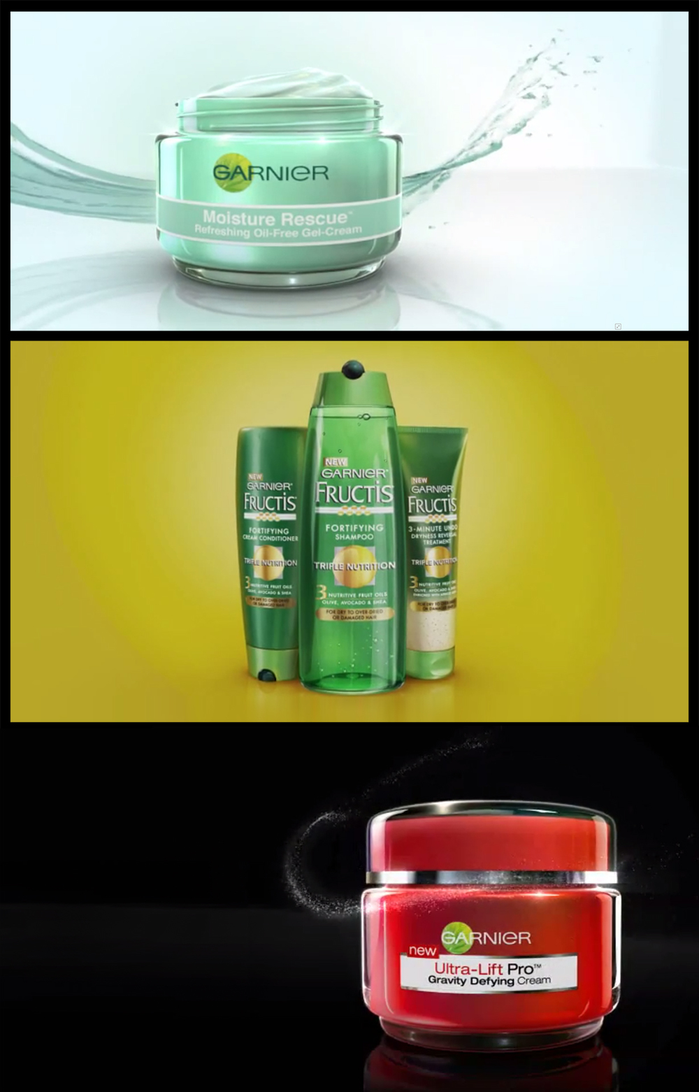 Garnier - Art Direction
