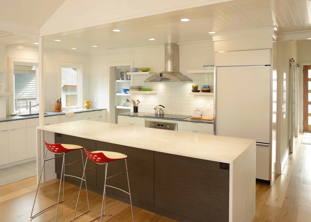 Contemporary BEACH cottage