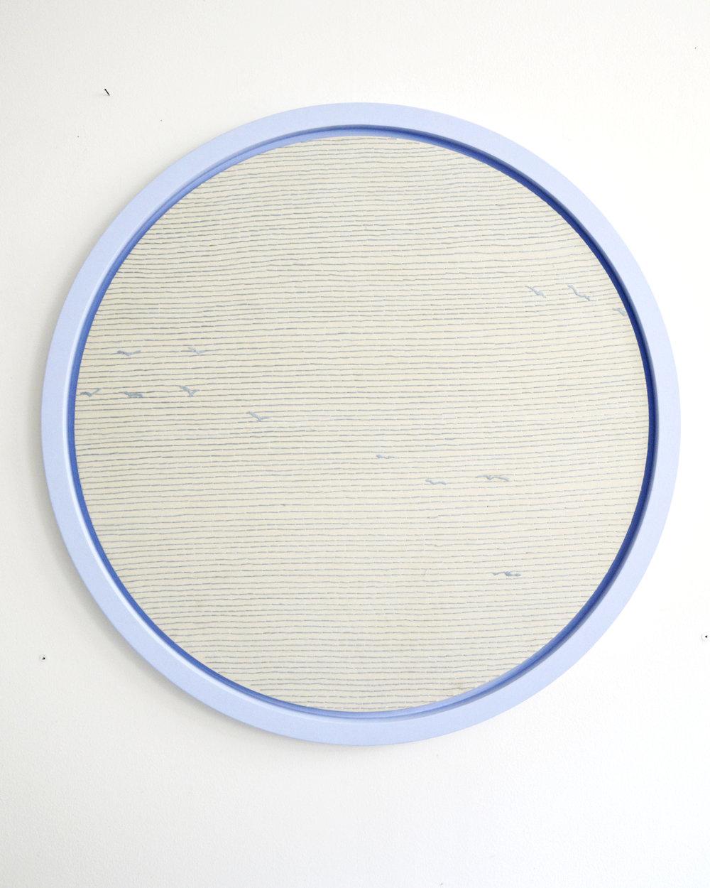 Spiegel - light blue