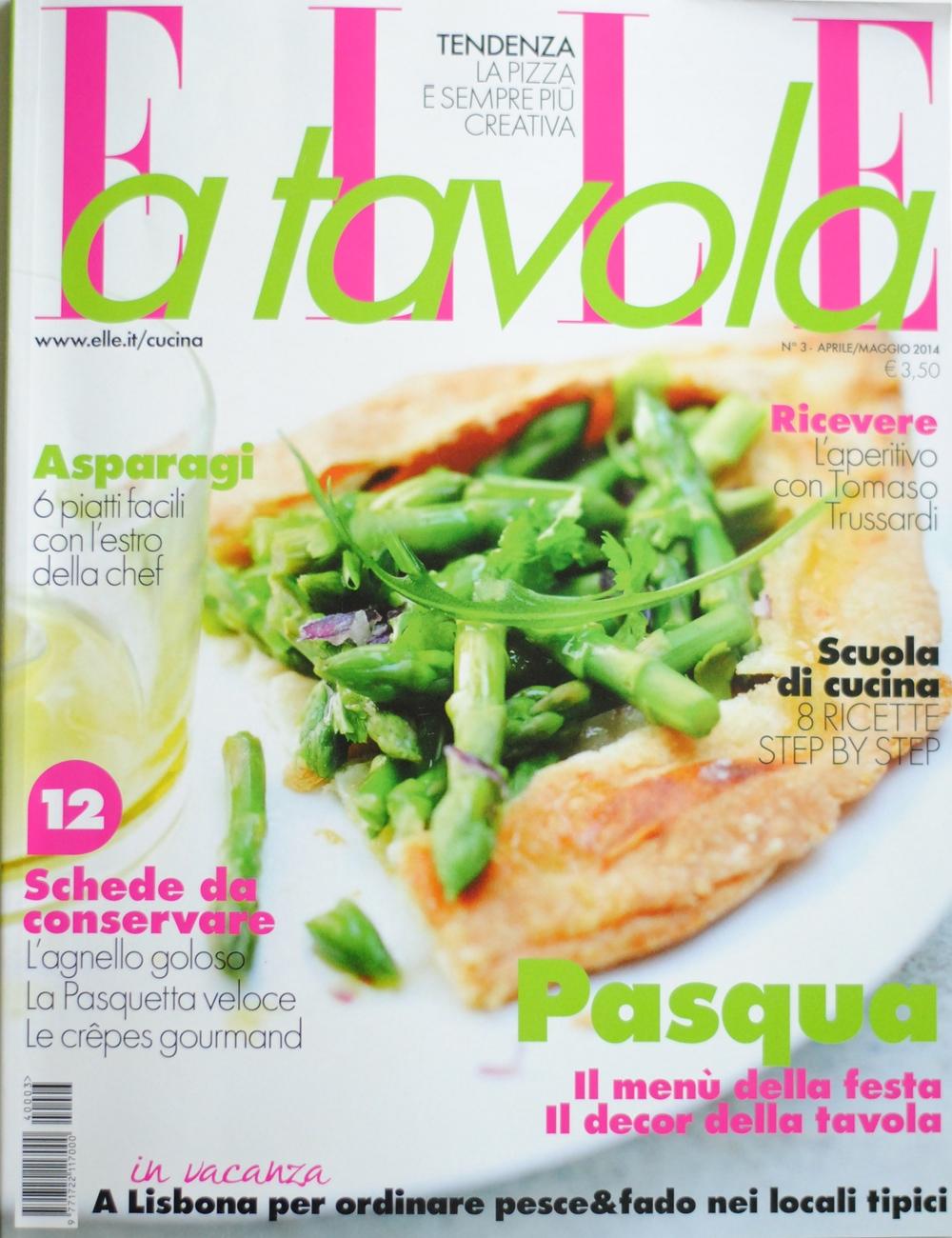 Elle A Tavola aprile-maggio copertina.JPG