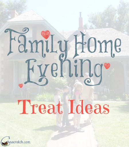 Ideas and deals for a great FHE Treat